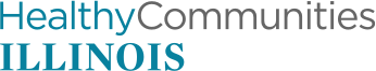 Healthy Communities Illinois logo