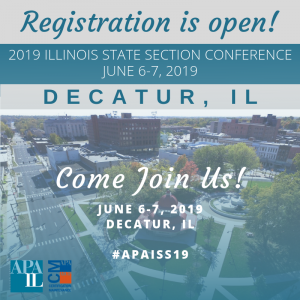 2019 APA-ISS State Conference