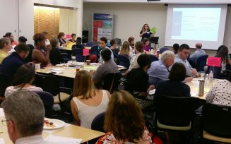 Photo of Planners4Health roundtable in Chicago